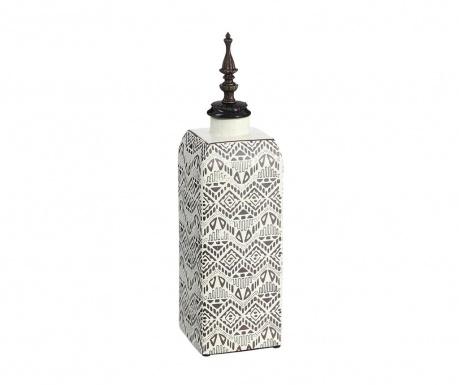 Naczynie dekoracyjne z pokrywką Decew Elegance S