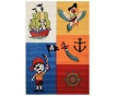Covor Pirate Ship Multicolor 200x290 cm