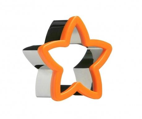 Форма за рязане на тесто Star