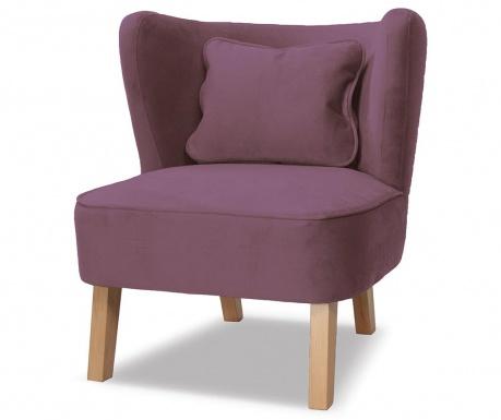 Fotel Organza Lavender