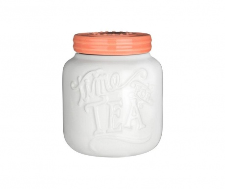 Tea canister Pretty Things