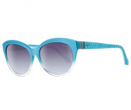 b8209c45e Dámske slnečné okuliare Roberto Cavalli Round Blue Gradient ...