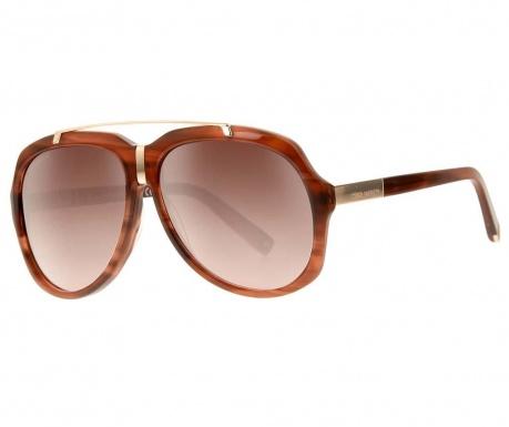 Okulary przeciwsłoneczne damskie Dsquared Big Brown