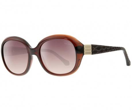Roberto Cavalli Oval Style Brown Női napszemüveg