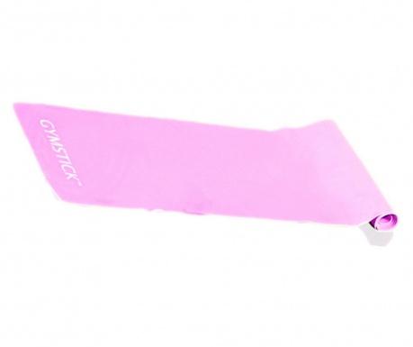 Еластична лента за упражнения Emotion Light Pink 15x120 см