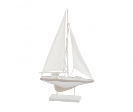Ukras White Boat