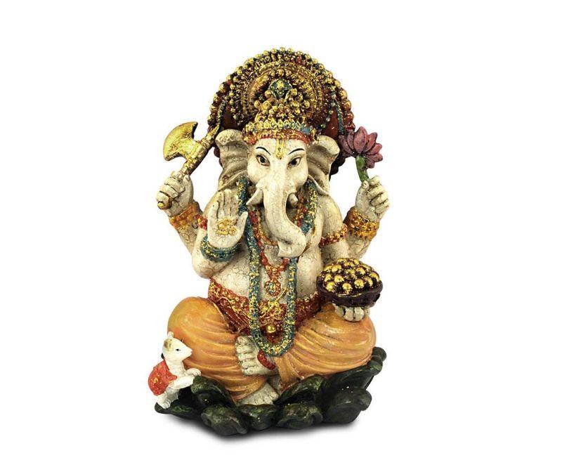 Dekoracija Ganesha Lamb