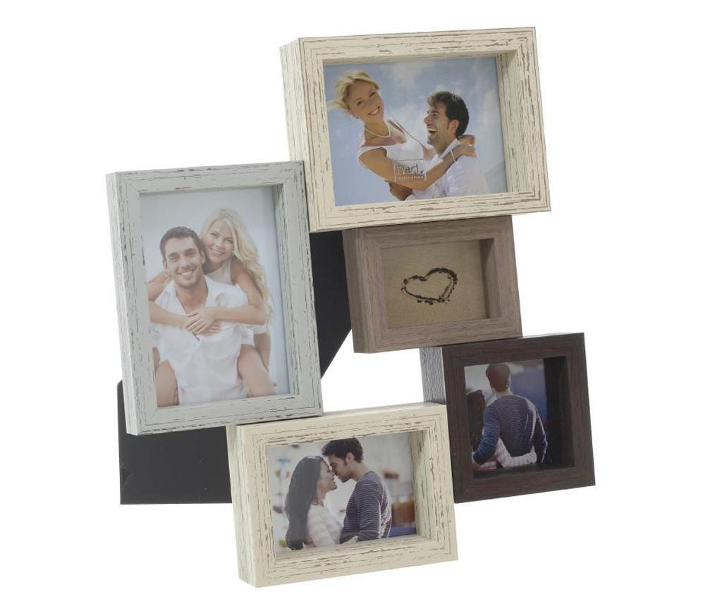 Okvir za 5 fotografij Memories