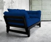 Sofa extensibila Beat Black and Royal