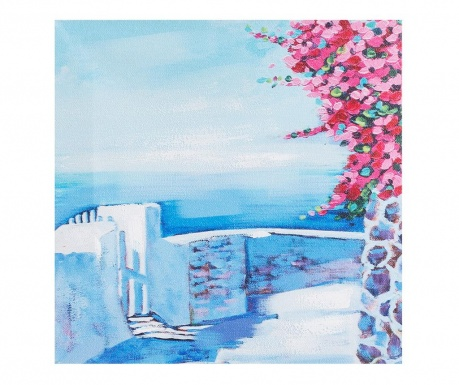 Tablou By the Sea 20x20 cm