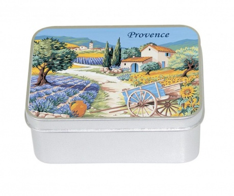 Mydło w pudełku z pokrywką Provence 100 g
