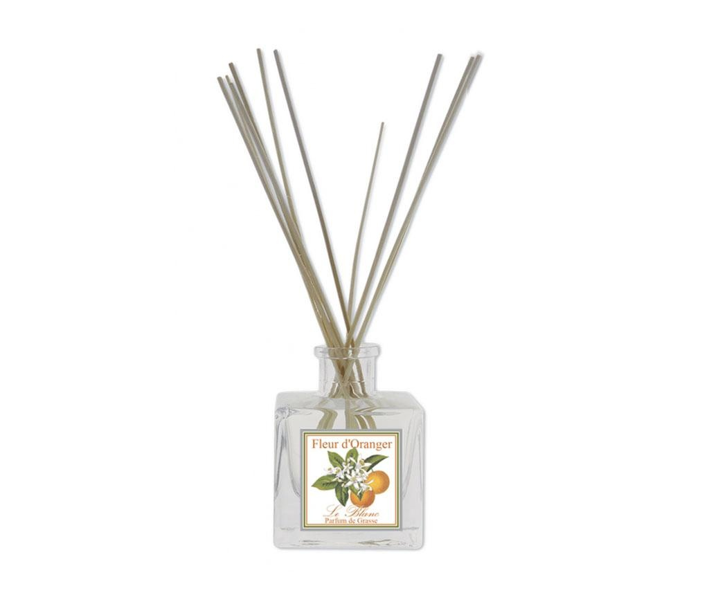Difuzer s eteričnim uljima i štapićima Fleur d'Orange 100 ml