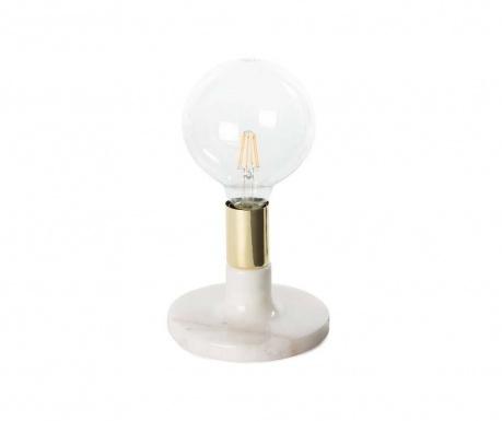 Round White Éjjeli lámpa