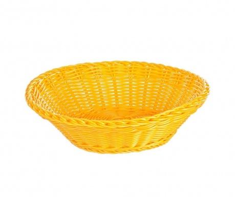 Koš Party Yellow