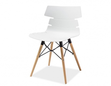 Židle Magic Style White