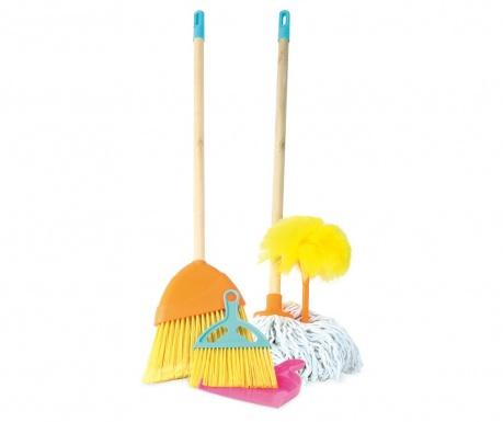 5 delni otroški set za čiščenje Menage