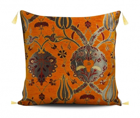 Cushion cover Gulfem Orange 43x43 cm