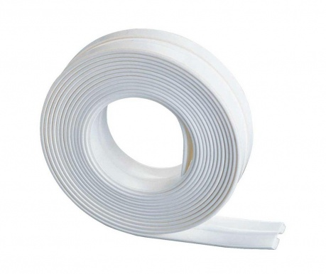 Tesnilni trak za kopalnico Simple White S