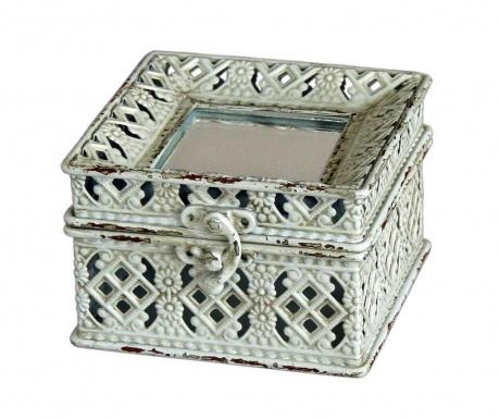 Lacy Cream Ékszertartó doboz