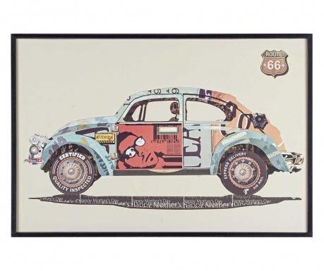 Vintage Car Kép 42x62 cm