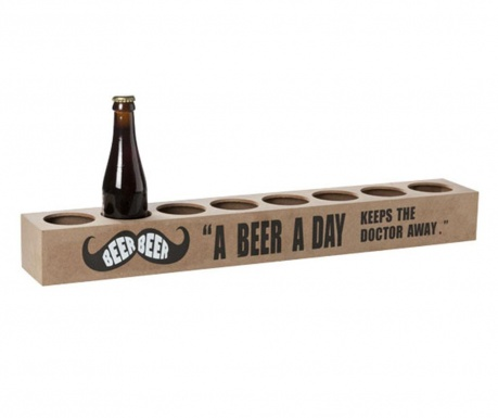 Držalo za pivske steklenice A Beer A Day