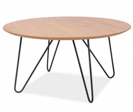 Persis Round Dohányzóasztal