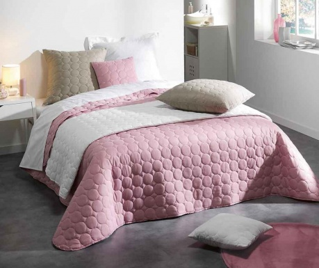 Narzuta Candy Pink 220x240 cm