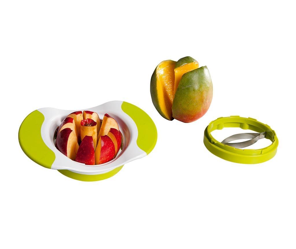 Rezač za jabuke i mango Healthy Bite