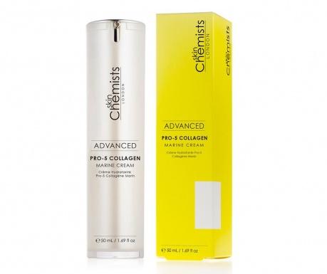 Ενυδατική κρέμα προσώπου Pro-Five Collagen Marine 50 ml