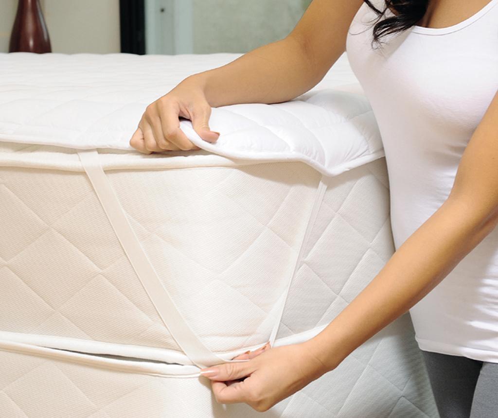 Prošivena zaštita za madrac Waterproof 160x200 cm