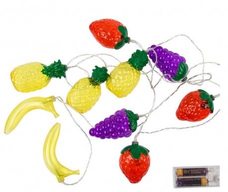 Girlanda świetlna Mixed Fruits