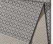 Meadow Coin Black Kültéri szőnyeg 140x200 cm