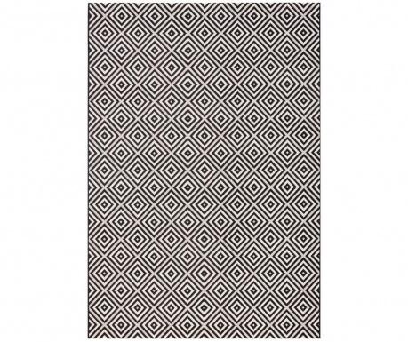 Exteriérový koberec Meadow Karo Black