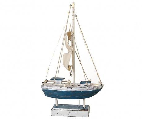 Světelná dekorace Megara Boat