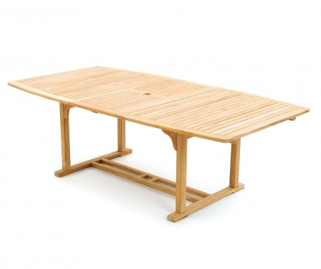 Rivula Kihúzható kültéri asztal