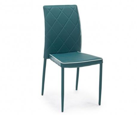 Židle Achille Petrol