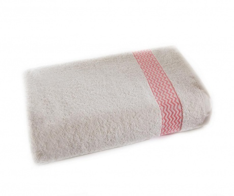 Ręcznik kąpielowy Paul Pink 70x140 cm