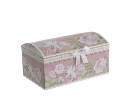Кутия за бижута Powdered Roses
