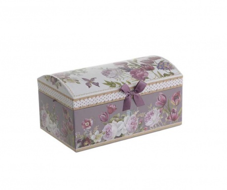 Victorian Bloom Ékszertartó doboz