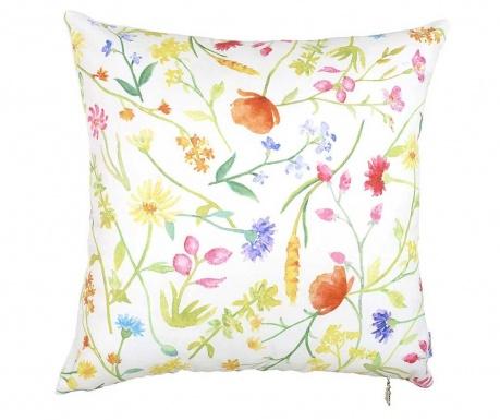 Obliečka na vankúš Slim Flowers 43x43 cm