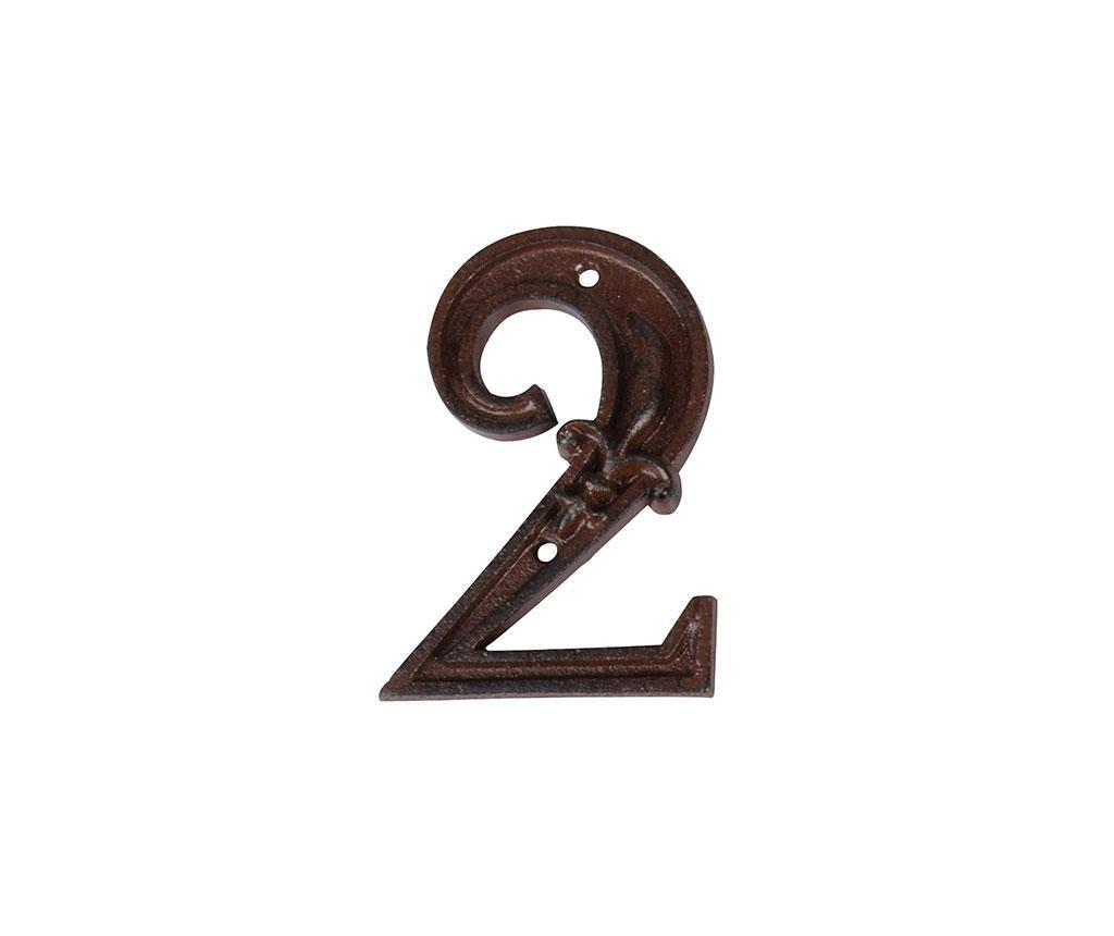 Hišna številka Two