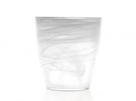 Set 6 pahare Transparente Snaky 230 ml