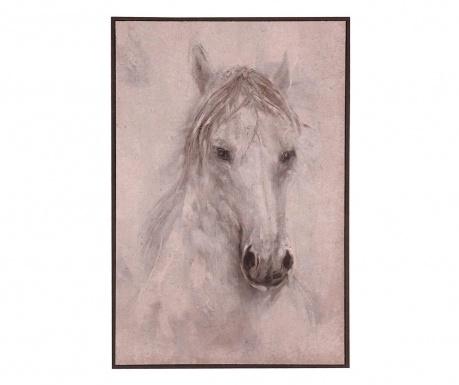 Tablou Alla Horse 63x93 cm