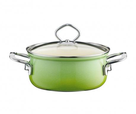 Posuda za kuhanje s poklopcem Smaragd