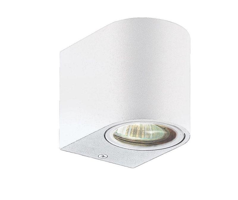 Vanjska zidna svjetiljka Tilos Gliss White