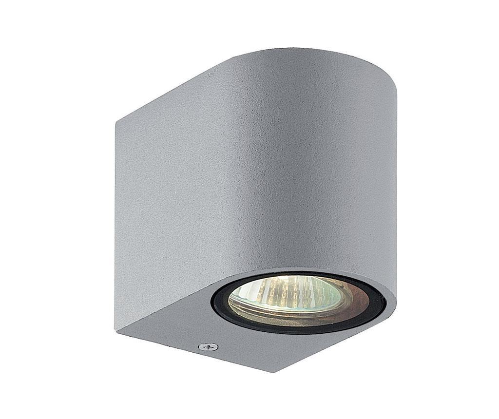 Tilos Gliss Silver Kültéri fali lámpa