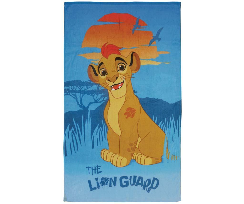 Prosop de baie Lion Guard Kion 70×120 cm
