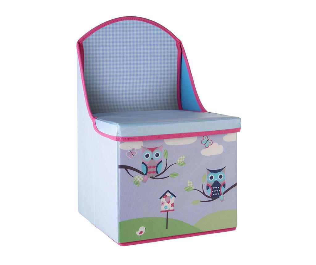 Scaun pentru copii Owl - Premier, Albastru