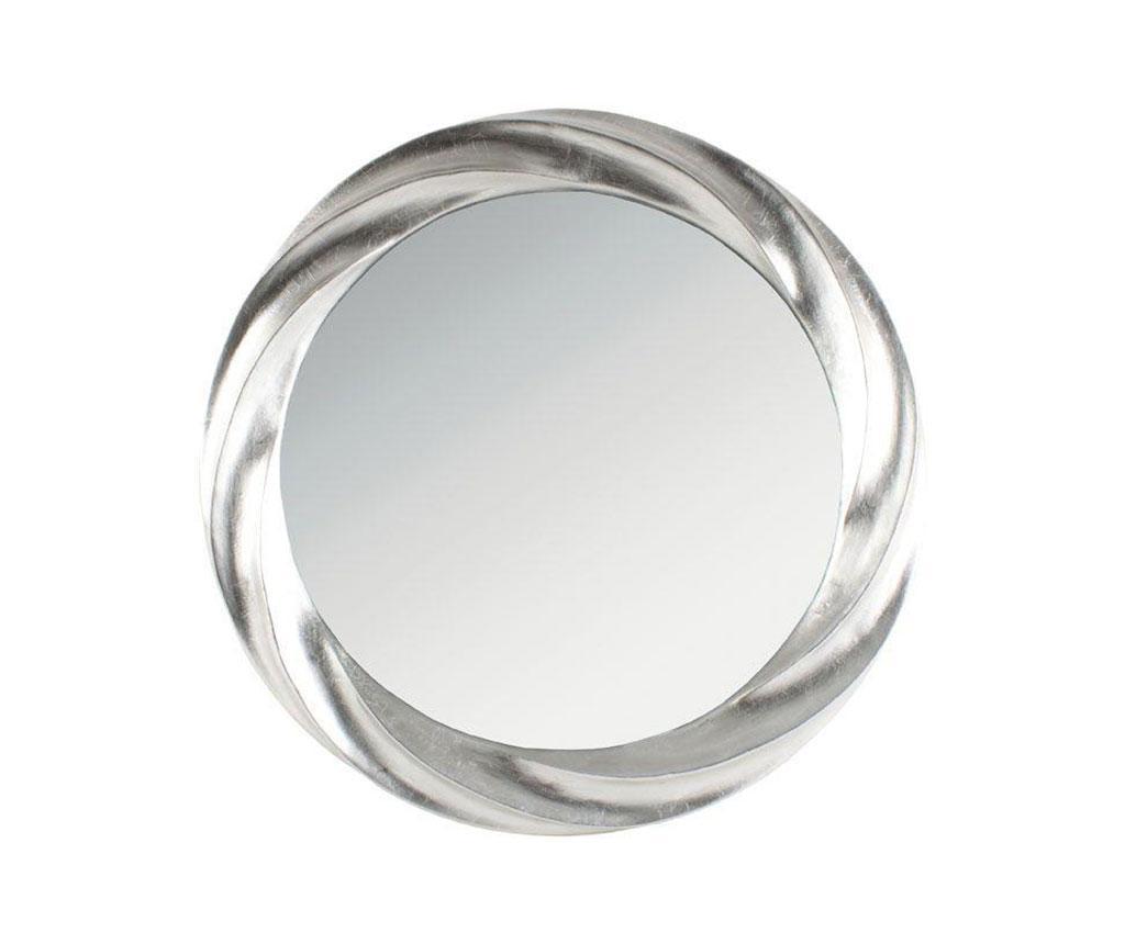 Oglinda Rosemary - inart, Gri & Argintiu