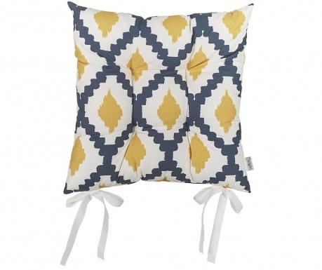 Jastuk za sjedalo Blue Lines 37x37 cm